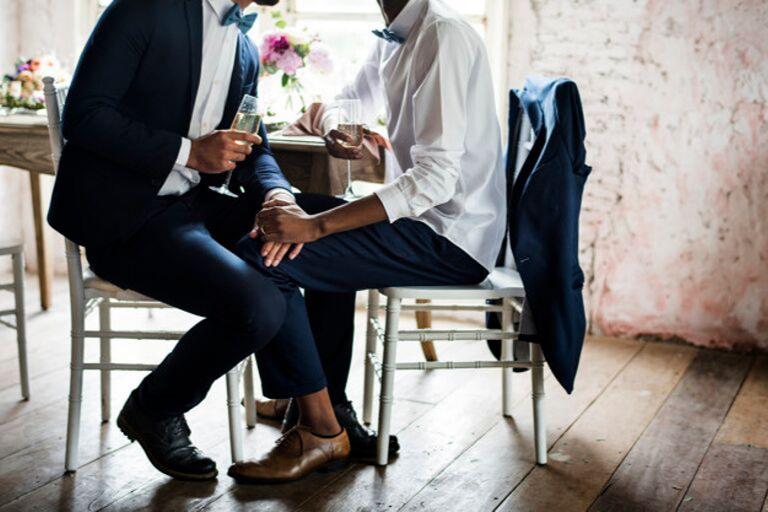 Organize seu casamento LGBT