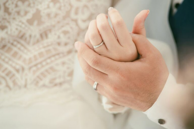 Acerto no pedido de casamento