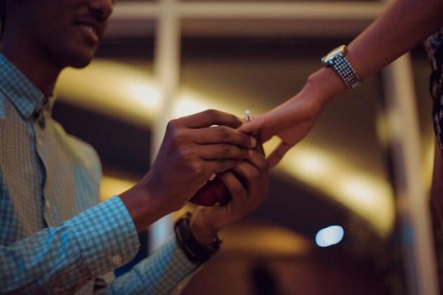 O que fazer ao pedir em casamento